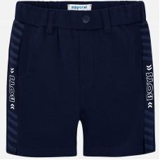 Спортивные шорты-бермуды для мальчиков
