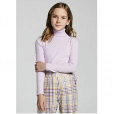 Водолазка Mayoral (Майорал) для девочки светло-лиловый оттенок