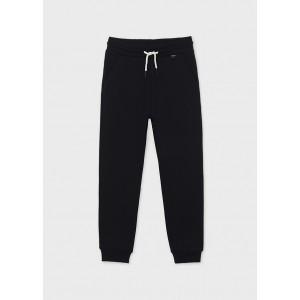 Спортивные штаны Mayoral(Майорал) на мальчика черный оттенок