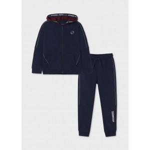 Спортивный костюм Майорал (Майорал) на мальчика синий оттенок