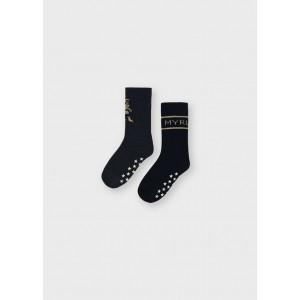 Комплект носков противоскользящие  Mayoral (Майорал) цветной оттенок