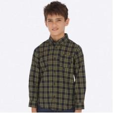 Рубашка Mayoral (Майорал) для мальчика в клетку