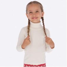 Гольфик Mayoral (Майорал) для девочки молочного оттенка