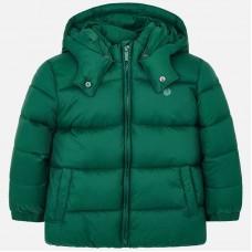 Куртка на мальчика Mayoral (Майорал) зеленого оттенка