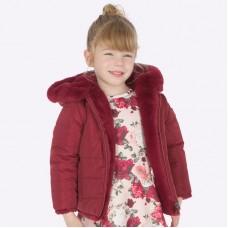 Куртка Mayoral (Майорал) для девочки розового оттенка