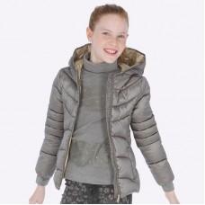 Куртка Mayoral (Майорал) для девочек с эластичными манжетами