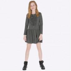 Трикотажное платье на девочку Mayoral (Майорал)
