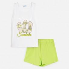Комплект Mayoral (Майорал) майка и шорты для девочки