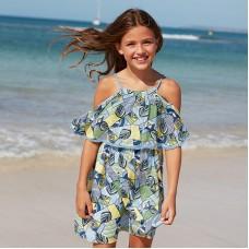 Летнее платье Mayoral (Майорал) для девочки