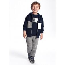 """Спортивный костюм """"неопрен"""" Майорал (Майорал) на мальчика синего оттенка"""