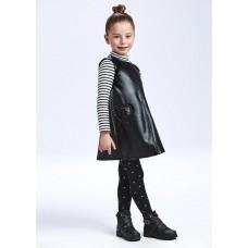 Комбинированное платье 2 в 1 на девочку Mayoral (Майорал)
