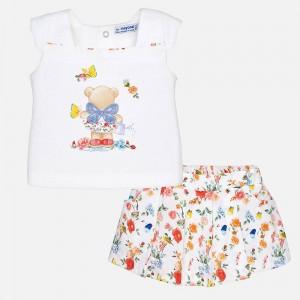 Комплект  шорты и футболка  Mayoral 1260