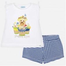 Комплект-трикотаж: футболка+ шорты Mayoral