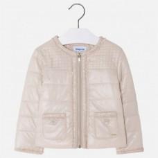 Тонкая куртка для девочки Mayoral  3424