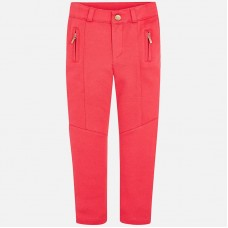 Трикотажные брюки Mayoral для девочки