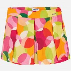 Удобные юбка-шорты для девочки Mayoral
