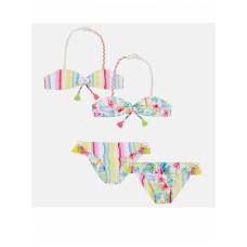 Двусторонний купальник для девочки Mayoral