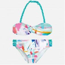 Яркий купальник для девочки Mayoral