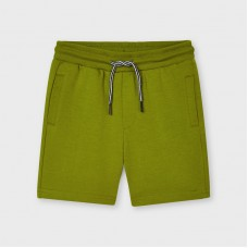 Базовые шорты Mayoral (Майорал) для мальчика оттенок зеленый лес