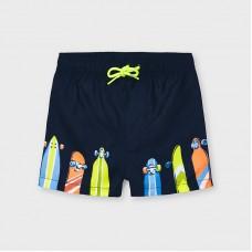 Плавки Skate для мальчика Mayoral (Майорал) синего оттенка