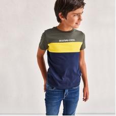 Джинсы  slim fit для мальчика Mayoral (Майорал) синий оттенок
