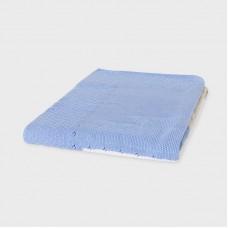 Плед для новорожденного Mayoral (Майорал) голубой оттенок