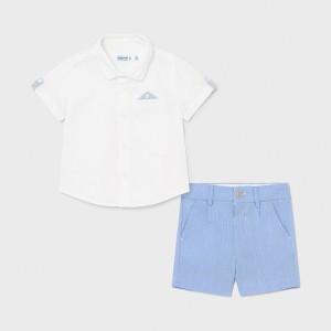 Сорочка + шорты Mayoral(Майорал) для мальчика