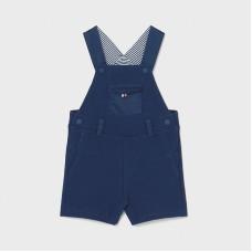 Трикотажный комбинезон Mayoral (Майорал) для мальчика синий оттенок