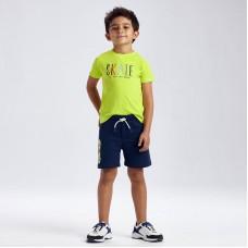 """Комплект""""skate """"Mayoral (Майорал) на мальчика салатового оттенка"""