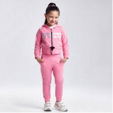 Спортивный костюм на девочку Mayoral (Майорал) оттенок камелия
