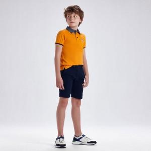 Шорты Mayoral (Майорал) для мальчика синий оттенок