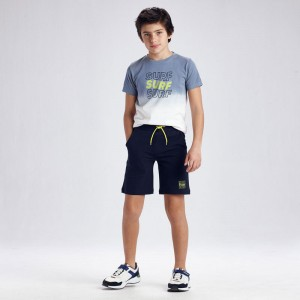 Комплект Mayoral (Майорал) для мальчика голубой оттенок