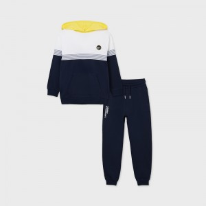 Спортивный комплект для мальчика Mayoral (Майорал) синий оттенок