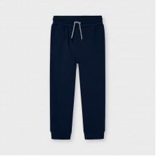 Спортивные брюки для мальчика Mayoral (Майорал) оттенок темно- синий