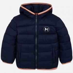 Куртка Mayoral (Майорал) для мальчика синего оттенка