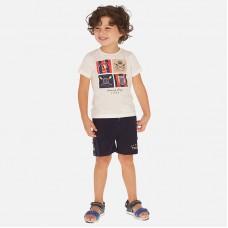 Шорты Mayoral(Майорал) для мальчика синего оттенка