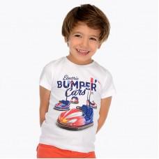 """Футболка с коротким рукавом """"Bumper Cars"""""""