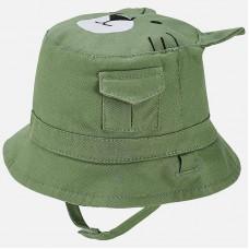 "Двусторонняя шапка для новорожденного ""тигр"""