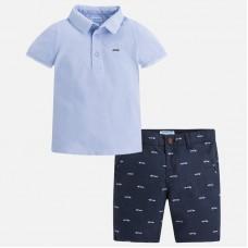 Комплект шорты и футболка для мальчика  Mayoral