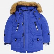Куртка на мальчика Mayoral (Майорал) синий оттенок