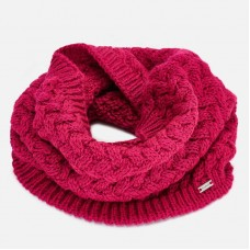 Хомут-шарф на девочку  Mayoral (Майорал) цвет розовая фуксия