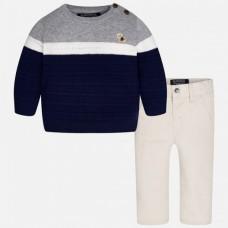 Комплект: брюки ,свитер Mayoral (Майорал) для мальчика