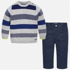 Комплект: брюки,свитер Mayoral (Майорал) для мальчика