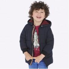 Куртка на мальчика Mayoral (Майорал) синего оттенка