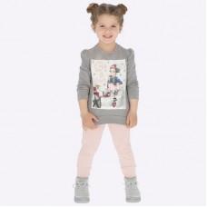 Комплект Mayoral (Майорал) лосины и свитшот для девочки
