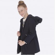 Куртка Mayoral (Майорал) для девочки синего оттенка