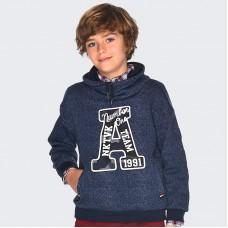 Толстовка Mayoral (Майорал) на мальчика  графитовый оттенок