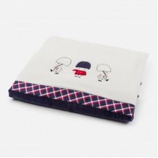 Одеяло для малыша Mayoral (Майорал) кремового  оттенка