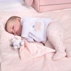 Комплект для новорожденного Mayoral (Майорал) розового оттенка