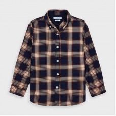 Рубашка в клетку Mayoral (Майорал)  для мальчика